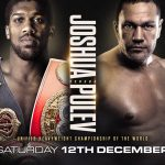 BSR SPORTS FIGHT NIGHT PREDICTIONS. JOSHUA V PULEV