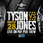 BSR SPORTS FIGHT NIGHT PREDICTIONS. TYSON V JONES JR.