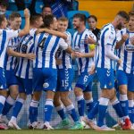Ayrshire is Blue and White. MATCH REPORT – Kilmarnock 2-0 Ayr United