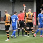 Sena sees Red after 25 seconds -Partick Thistle Loan watch: Week 3